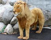 Hansa Lion, Standing 46''