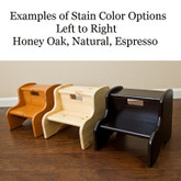 Little Colorado Traditional Toddler Bed - Espresso Finish