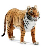 Hansa Tiger, Life Size Standing 69''L