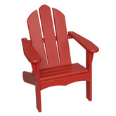 Little Colorado Child's Adirondack Chair - Red