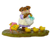 Wee Forest Folk Miniature - Chick Parade (M-185c)