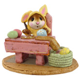 Wee Forest Folk Miniature - Mousie's Egg Factory (M-175)