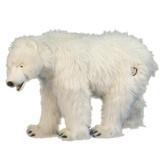 Hansa Polar Bear Cub, On All Four Feet 42''L (4446)