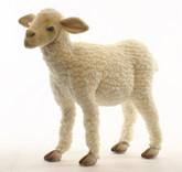 "Hansa Lamb, Baby Life Size 20""L x 20''H"