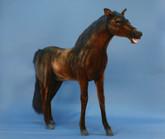 "Hansa Thoroughbred Horse, 6'L x 55""H"
