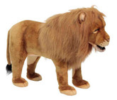 Hansa Lion Seat / Stool #6079