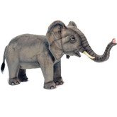 Hansa Elephant Seat / Stool #6081