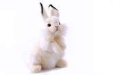 Hansa 3313 White Baby Rabbit Stuffed Animal. A perfect Easter basket bunny!
