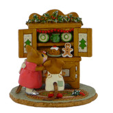 Wee Forest Folk Miniatures - Christmas Cupboard