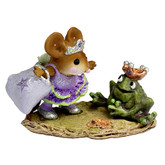 Wee Forest Folk Miniature - Prince Charming I Presume? (M-299a)