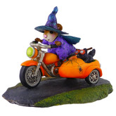 Wee Forest Folk Miniatures - Spooky Speeder