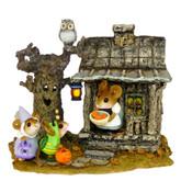 Wee Forest Folk Miniatures - Halloween Night
