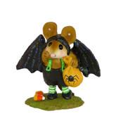 Wee Forest Folk Miniatures - Little Halloween Bat