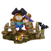 Wee Forest Folk Miniatures - Candy Corn Trail