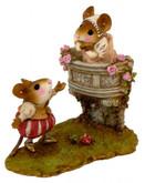 Wee Forest Folk Miniature - Romeo & Juliet (M-411)
