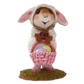 Wee Forest Folk Miniature - Mommy's Little Lamb (M-433)