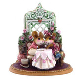 Wee Forest Folk Miniature - Miss Mousey, Will You Marry Me? (M-435)