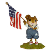 Wee Forest Folk Miniature - Homegrown Stars & Stripes (FB-5a)