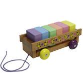 Holgate My 1st Block Wagon - Pastel