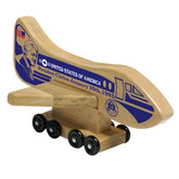 Holgate Airforce One Airplane - Clinton