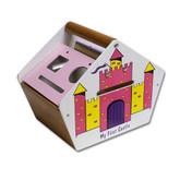 Holgate My First Castle Wooden Block Sorter