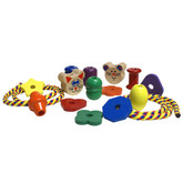 Holgate Lacing Beads & Shapes