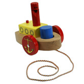 Holgate My First Boat Pull Toy