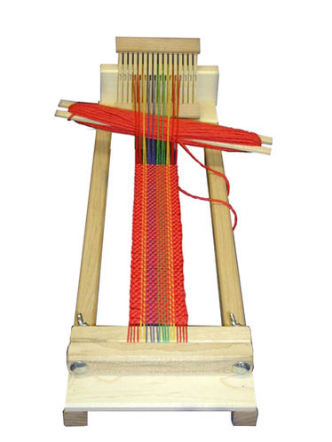 Beka 4 Inch Beginner's Weaving Loom
