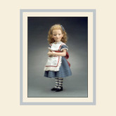R John Wright Dolls - Alice in Wonderland