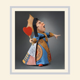 R John Wright Dolls - The Queen of Hearts