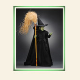R John Wright Dolls - Wicked Witch of the West