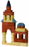 Anker Steinbaukasten Stone Building Set - Basic Set 4  (55 Blocks)