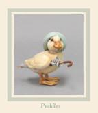 R John Wright Dolls - Puddles