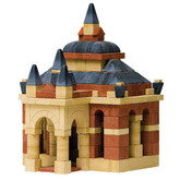 Anker Steinbaukasten Stone Building Set - Extension Set 8A (118 Blocks)