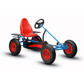 Berg Basic AF Pedal Go-Kart - Blue & Red