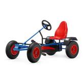 Berg Extra AF Pedal Go-Kart - Blue & Red
