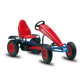 Berg Extra BF-3 Sport Pedal Go-Kart - Blue & Red