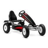 Berg Extra AF Sport Pedal Go-Kart - Silver & Black