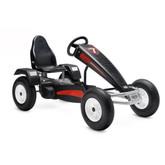 Berg Extra BF-3 Sport Pedal Go-Kart - Silver & Black