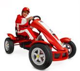 Berg Ferrari FXX Racer Pedal Go-Kart