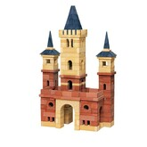 Anker Steinbaukasten Stone Building Set - Extension Set 14A (214 Blocks)