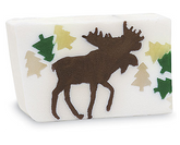 Primal Elements 5 lb Loaf Soap - Chocolate Moose