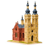 Anker Steinbaukasten Stone Building Set - Extension Set 28A (352 Blocks)