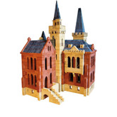 Anker Steinbaukasten Stone Building Set - Extension Set 30A (250 Blocks)