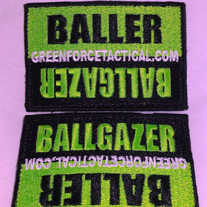 Baller/Ballgazer Patch