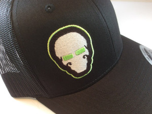 Toxic Green GFT Trucker Cap