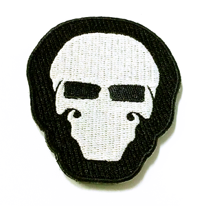 "Black ""Murdered Out"" Garry Patch"