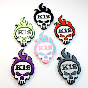 K12 Logo Patch - Baller Pack