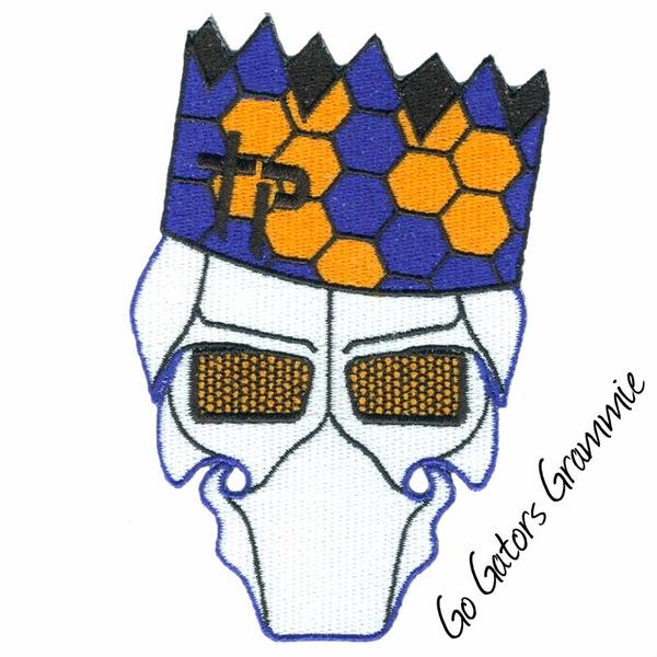 Paper Hat Garry Patch - Go Gators Grammie