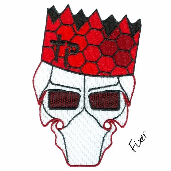 Paper Hat Garry Patch - Fixer